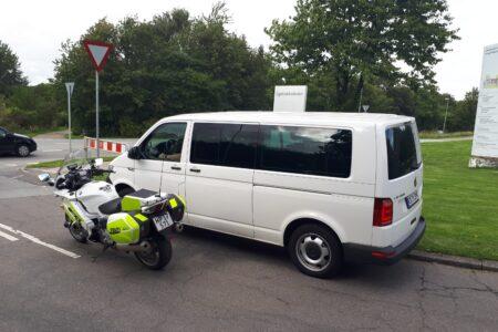 Lokale fællesråd sender varm hilsen til hårdt kvæstet betjent