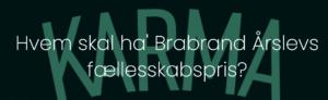 Masser af Karma i Brabrand: Hele fem kandidater til fællesskabspris