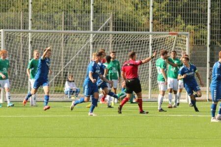 Drama til sidste sekund: Brabrand fik igen tre points med hjem fra København