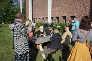 Gellerup Kirke inviterer til samtaler om tro og eksistens