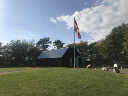 46 kunstnere udstiller i laden ved Veteranhjem Midtjylland