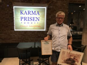 Han fik Karmaprisen – og drømmen om en bro er måske tæt på at blive til virkelighed