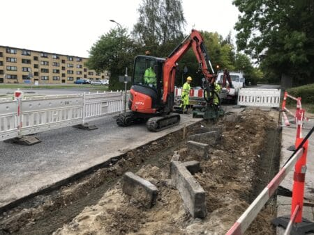 Fartdæmpning i Brabrand: Nu skal farten ned på 30 km/t på Sigridsvej