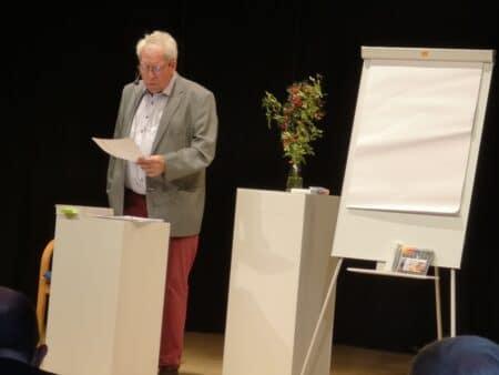 """Foredrag med Georg Metz på Gasværket: """"Tak til en mester"""""""