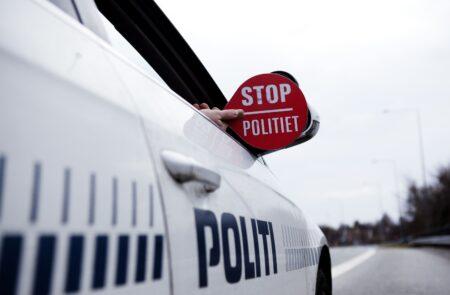 36 sigtet ved stor færdselskontrol i Brabrand fredag