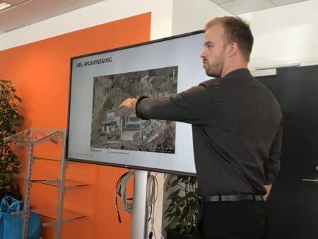 Franskmænd skal stå for reparation af eltog i Årslev