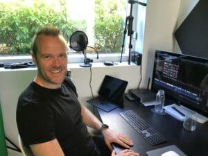 Corona ændrede arbejdslivet – YouTube blev hans nye levevej