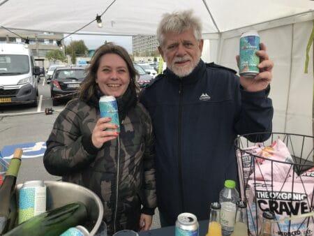 """Den nye Brabrand-øl: """"En meget frisk og juicy IPA!"""""""