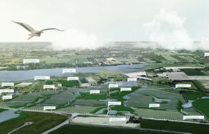 Helhedsplan for Årslev er først klar til foråret